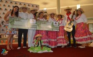 Encuentro Departamental de Rajaleñas La Hojita